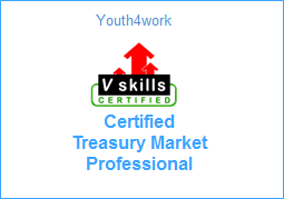 Vskills Certified Treasury Market Professional