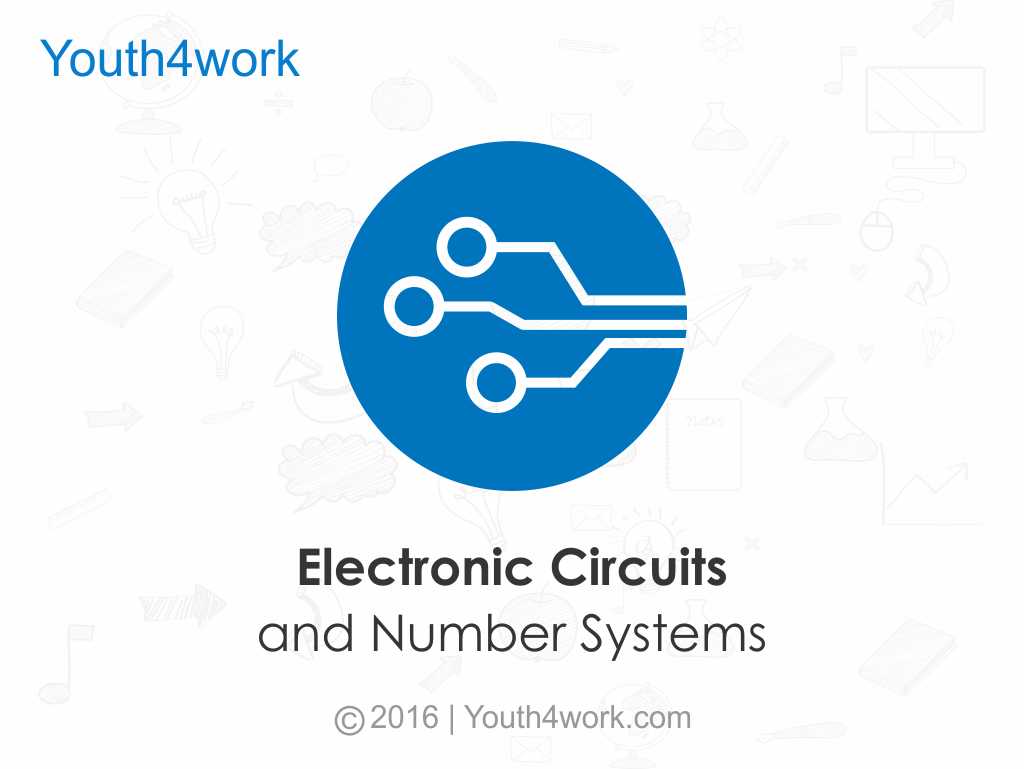Electronic Circuits and Number System