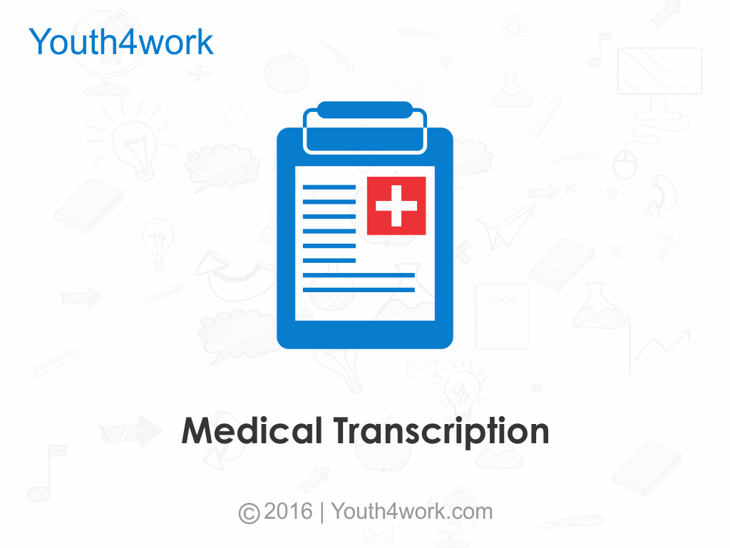 Medical Transcription Online Course