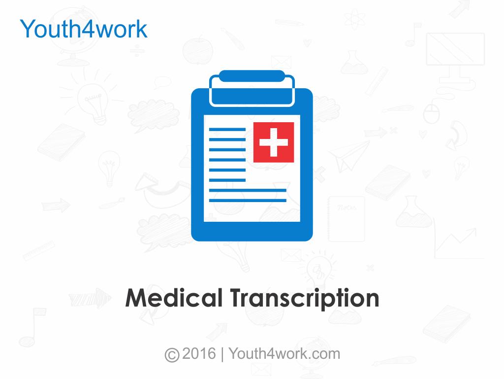 Medical Transcription Online Course