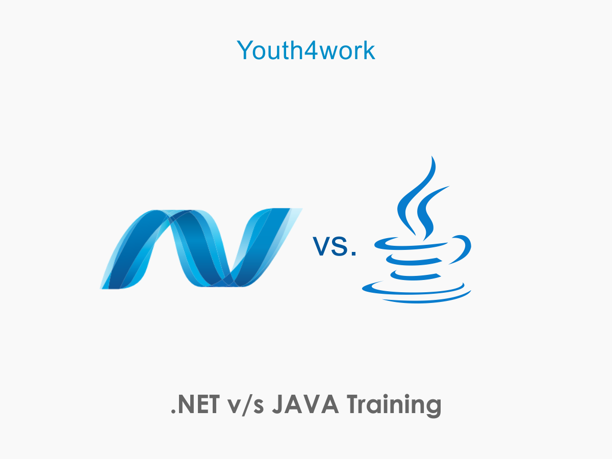 .NET v/s JAVA Training