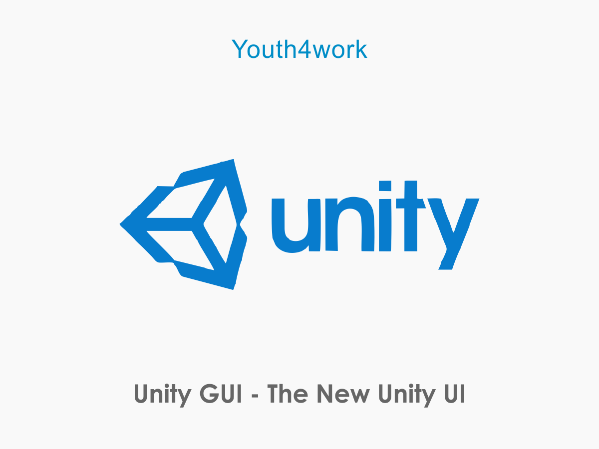 The New Unity UI