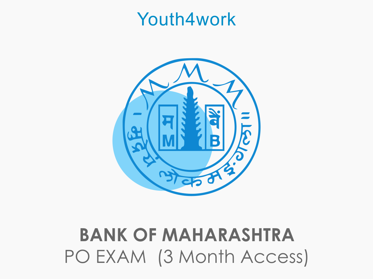 BANK OF MAHARASHTRA PO EXAM