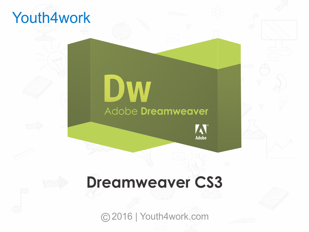 Dreamweaver CS3 Training