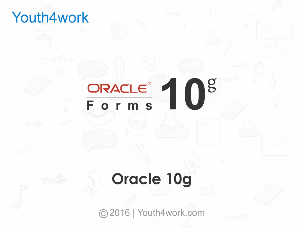 Oracle 10g Online Tutorial