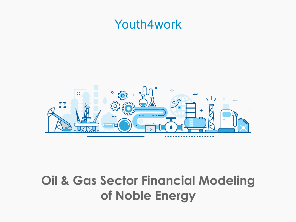 Oil and Gas Sector Financial Modeling of Noble Energy
