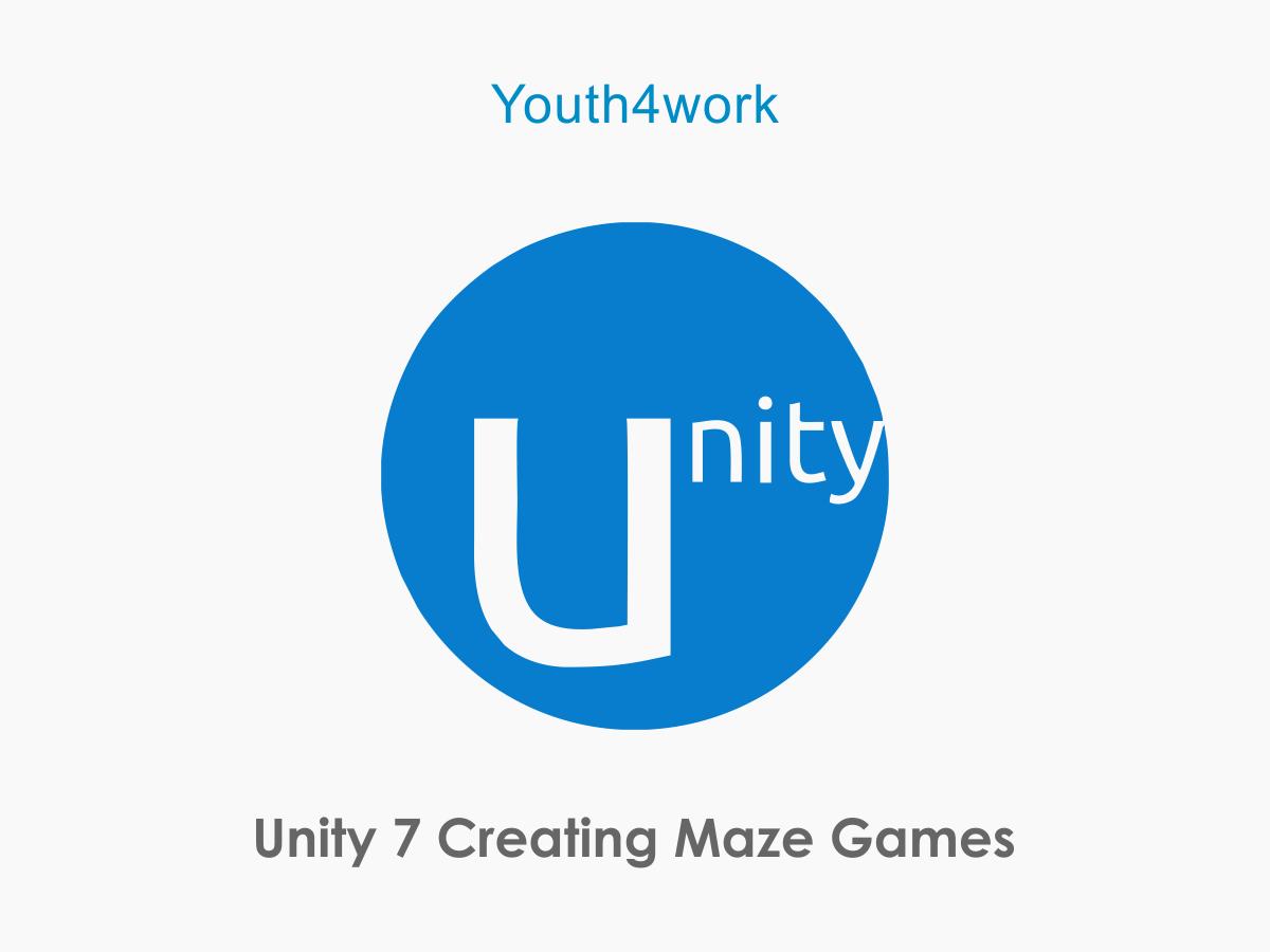 Unity 7 Creating Maze Games