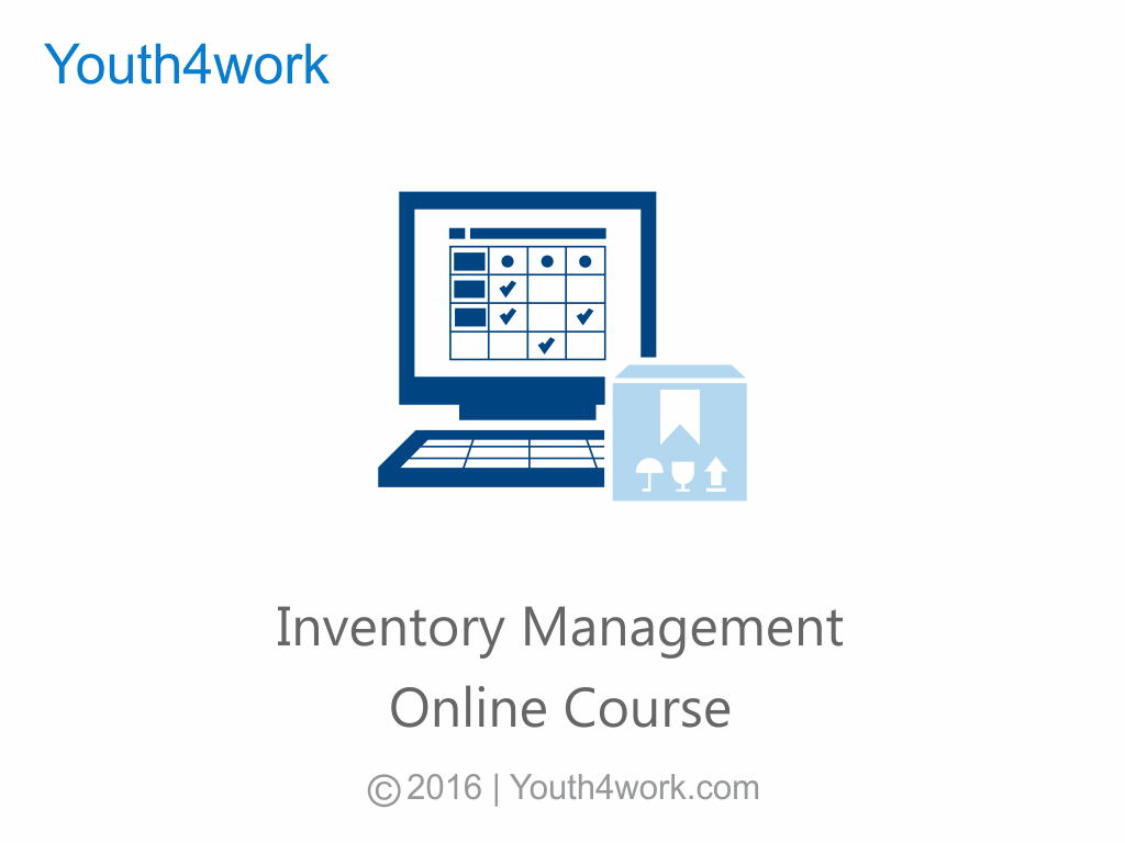 Inventory Management Online Course