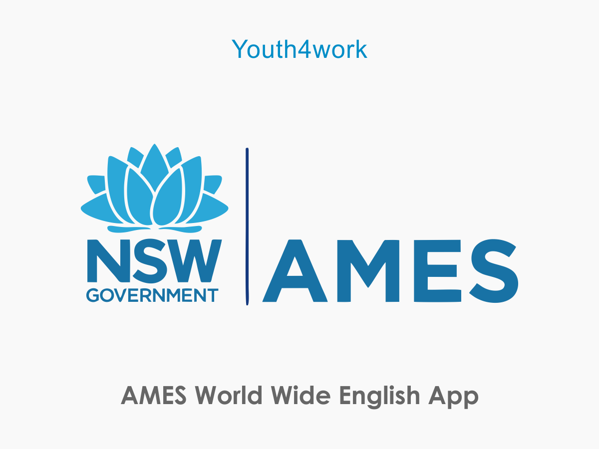 AMES World Wide English App