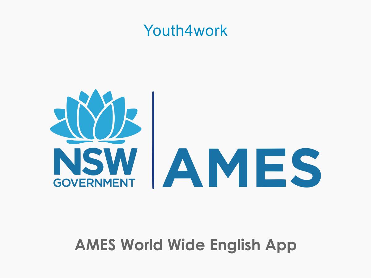 AMES World Wide English App