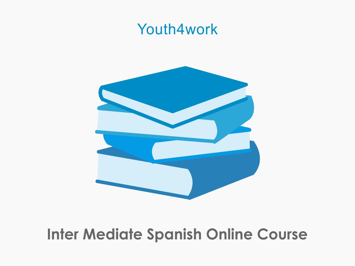 Inter mediate Spanish Online Course