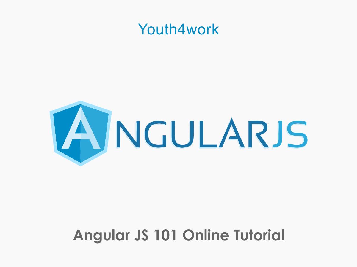 Angular JS 101