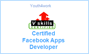 Vskills Certified Facebook Apps Developer