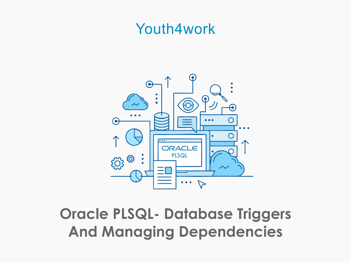 Oracle PLSQL- Database Triggers and Managing Dependencies