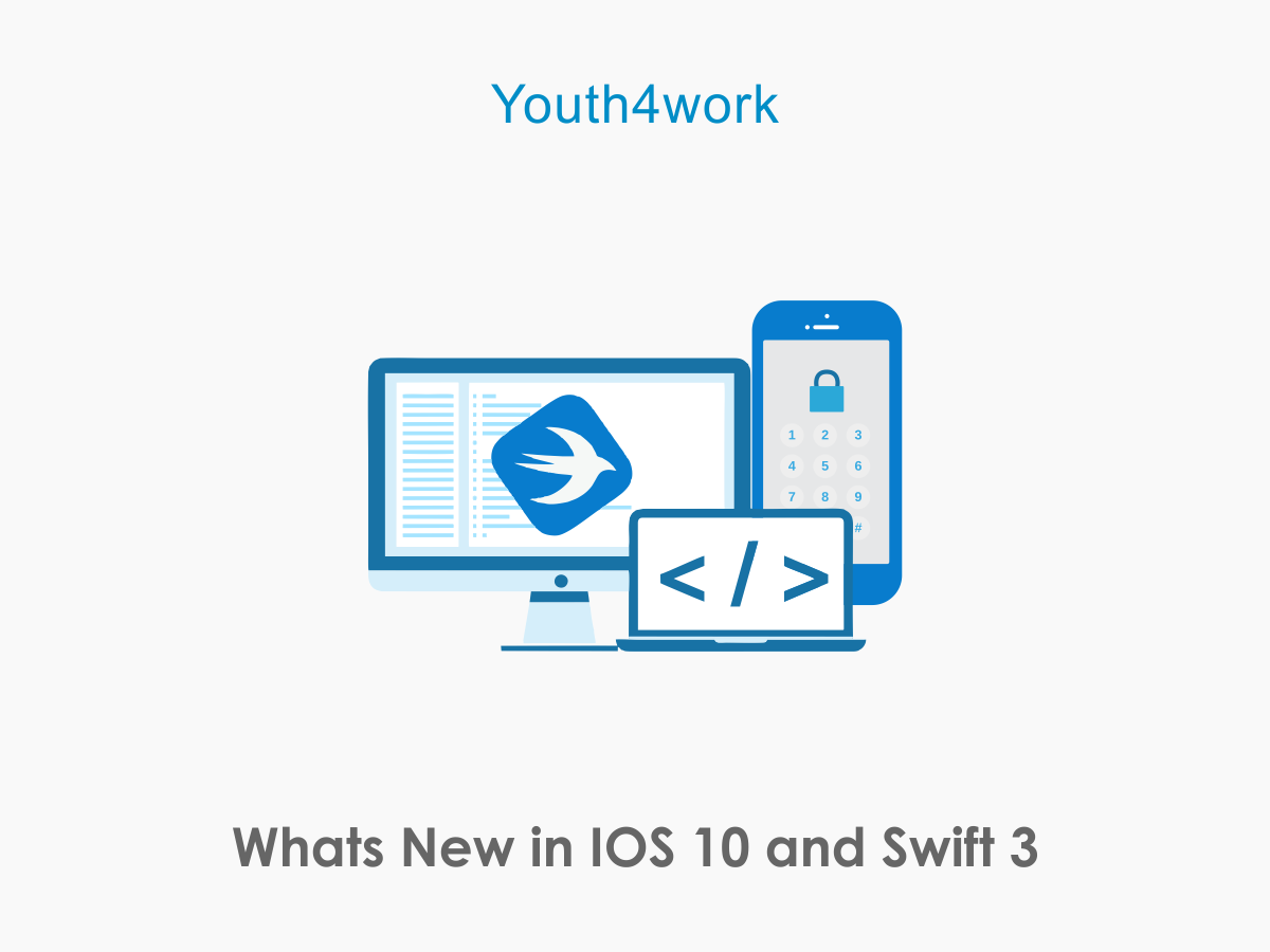 Whats new in iOS 10 and Swift 3