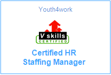 Vskills Certified HR Staffing Manager