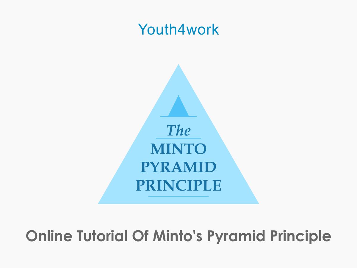 Minto's Pyramid Principle
