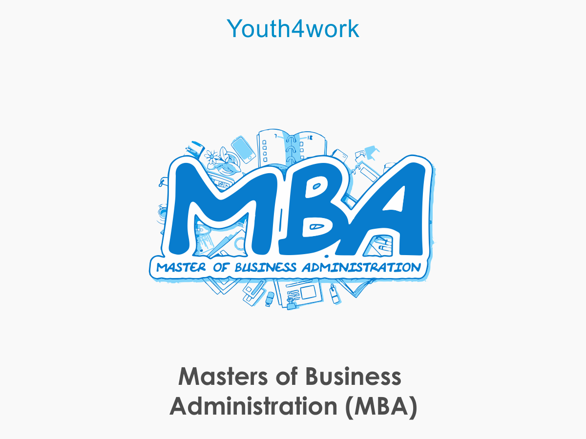Masters of Business Administration MBA