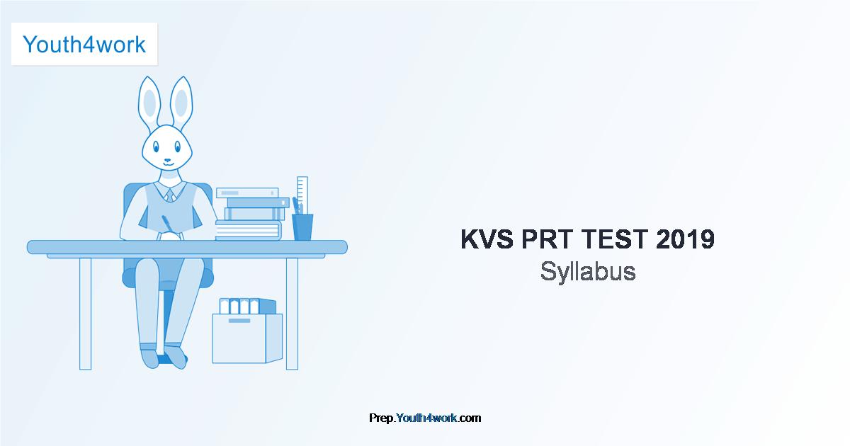 Previous Year Paper of KVS PRT