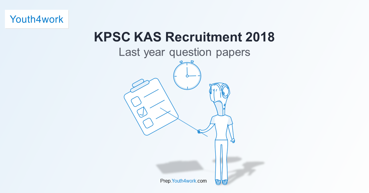 Previous Year Paper of KPSC