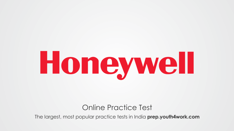 Honeywell Placement Papers Free Online Mock and Practice Tests