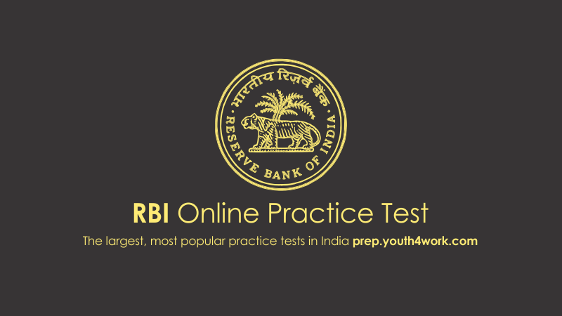 RBI Careers, RBI Career Test, RBI, RBI Vacancy, RBI Recruitment, RBI Question paper, RBI Exam pattern, RBI Practice paper, RBI mock Test series, RBI free test papers, RBI paper pattern, RBI last year question paper, RBI model test paper, RBI updated Question paper