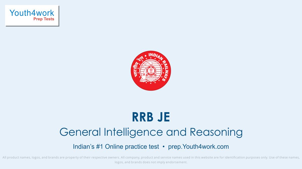 RRB JE, RRB, RRB JE Practice Paper, RRB JE Test Series, RRB Syllabus, RRB JE Mock Test, RRB JE Online Mock Paper, RRB JE Previous Year Paper, MCQ for RRB JE, Practice test for RRB JE, Important Questions on RRB JE