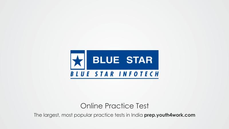 Blue Star Infotech