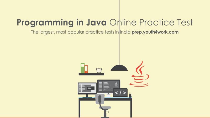 JAVA Programming Online Mock Test Series