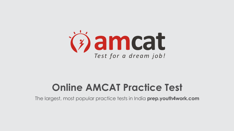 Free Online AMCAT Mock Test Series