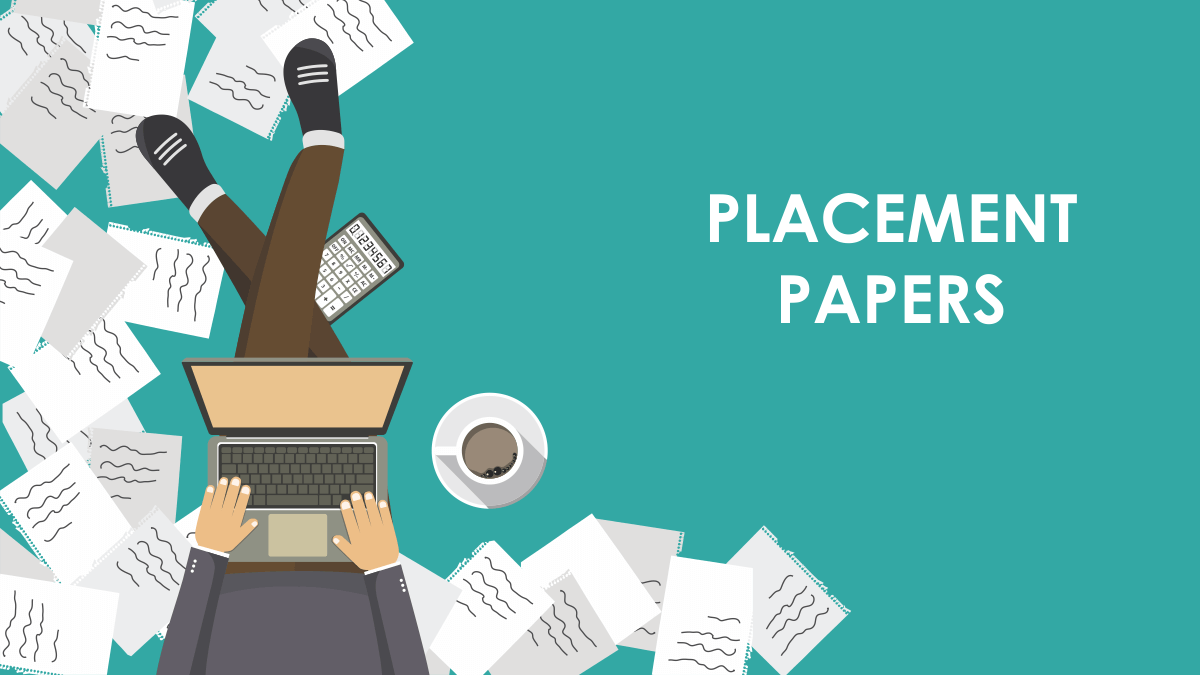 Free Online Mock Test for Placement Papers with Answers