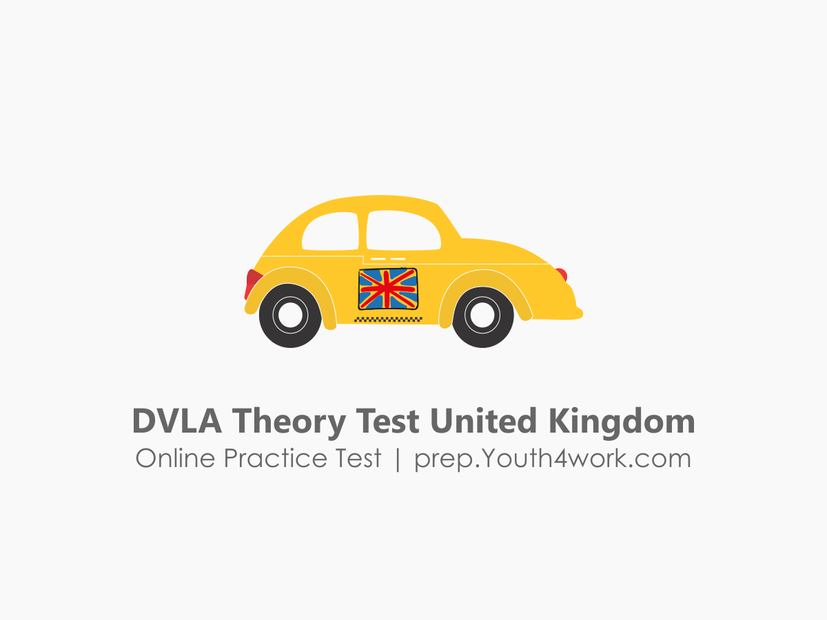 DVLA, DVLA theory test, driving theory test, UK driving license, driving license test, driving test, learners practice test, driver knowledge test, drivers permit, learners permit, learners test, permit practice test, online driving test, driving test questions, learning license test questions