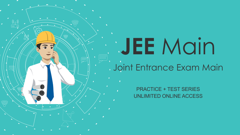 Joint Entrance Examination- JEE Main Online Practice Test