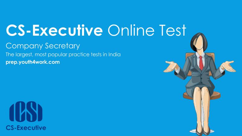 CS executive Mock Test
