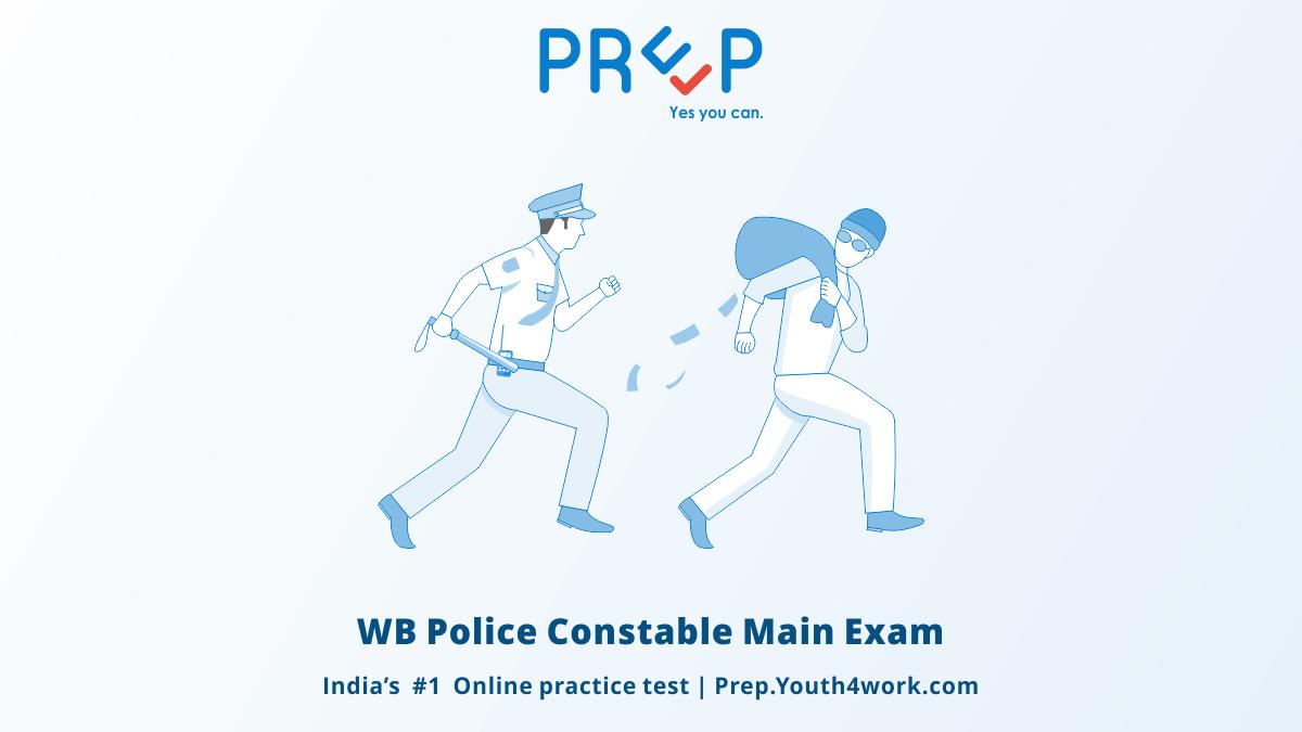 WB Police Constable Main Exam
