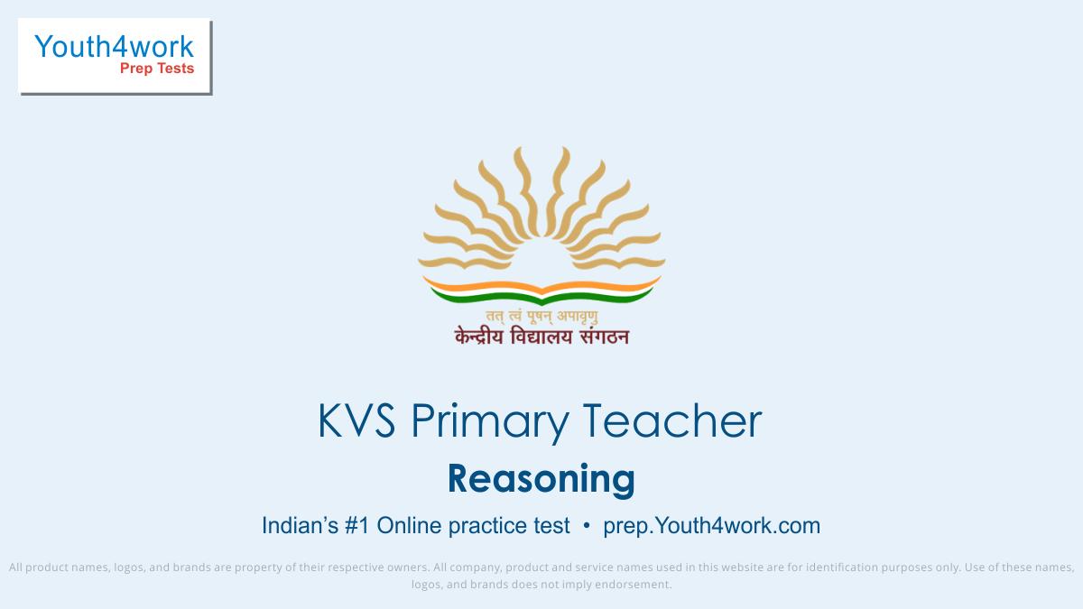 Kendriya Vidyalaya Sangathan, KVS Primary Teacher Mock Test Paper, Sample, Papers, Important Questions, Exam Patter, KVS Primary Teacher Mock Paper, Solve KVS Test