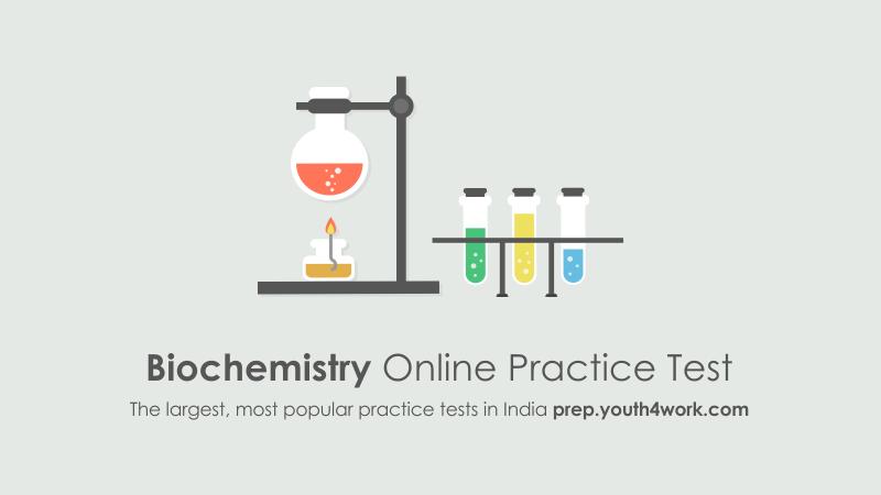 Biochemistry Online Mock Test Series
