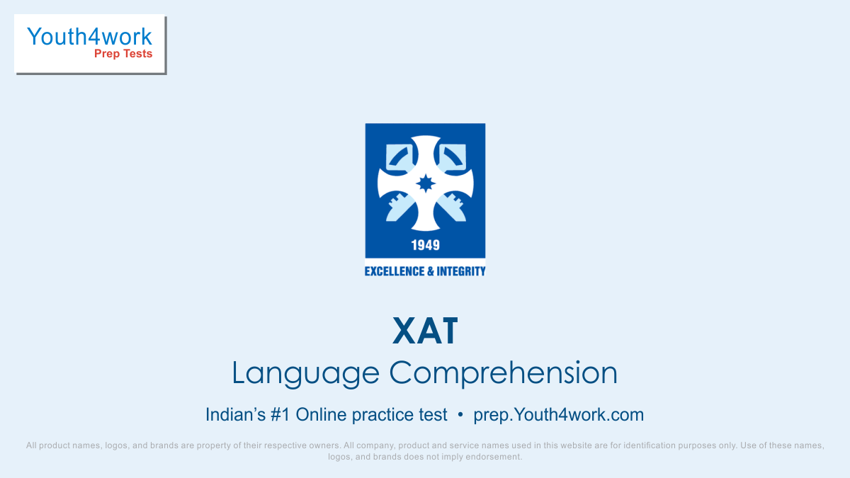 XAT online practice mock series, XAT, XAT Exam analysis, XAT exam, XAT mock test, XAT free mock test, XAT paper pattern, XAT preparation, crack XAT, free practice test