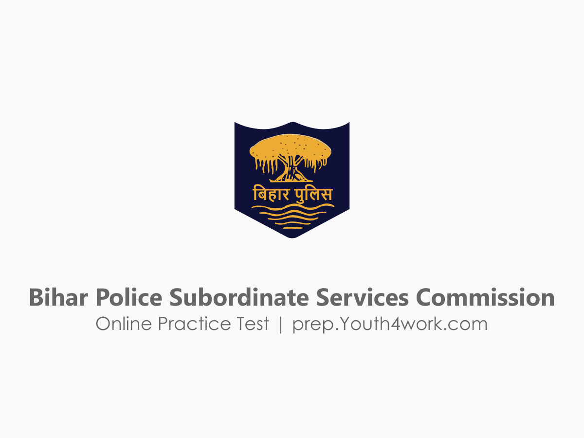 Bihar Police Subordinate Services Commission
