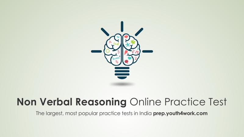 Non-Verbal Reasoning, Non-Verbal Reasoning practice papers, Non-Verbal Reasoning model test papers, free Non-Verbal Reasoning mock test, Non-Verbal Reasoning preparation test, Non-Verbal Reasoning practice test