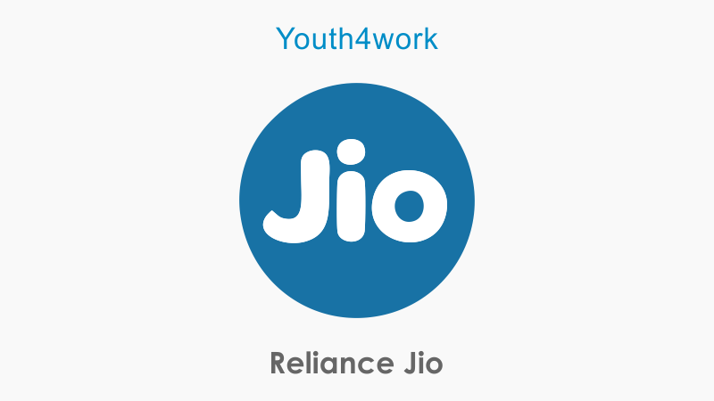 Reliance Jio Online Placement Paper