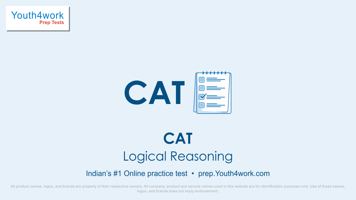 CAT free Mock Test series, CAT Online Test series, CAT Online Preparation test, cat Practice set, online entrance exam test for cat, cat MCQs questions, common admission test, CAT Mock Test, Best CAT Questions, CAT Exam, CAT mock test series, CAT model test papers, CAT sample papers, CAT Entrance ex