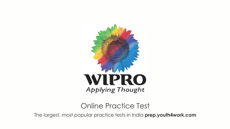 latest placement papers wipro, wipro mock test, wipro free online test, wipro practice prep series, wipro question bank, interview questions, best placement online prep, wipro recruitment exam