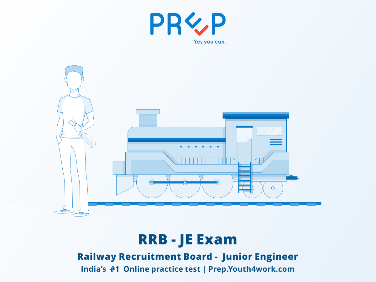 RRB JE GK Free Online Test