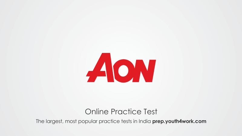 Aon Hewitt Online Mock Test Series