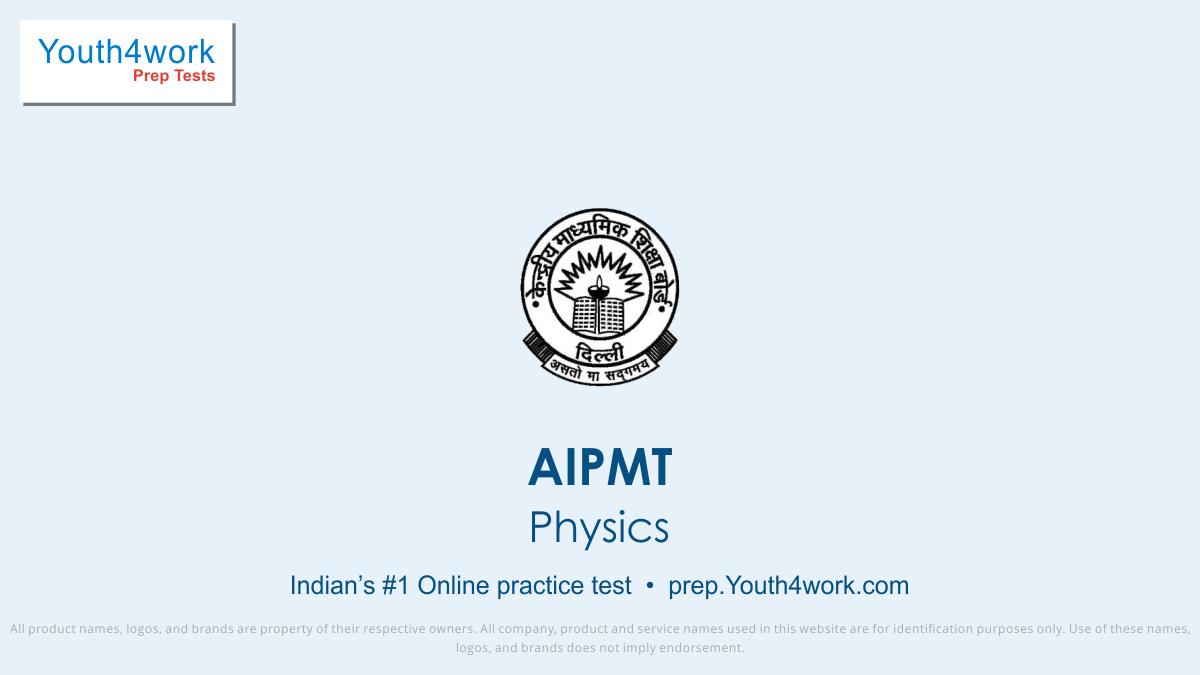 Aipmt free online mock tests.