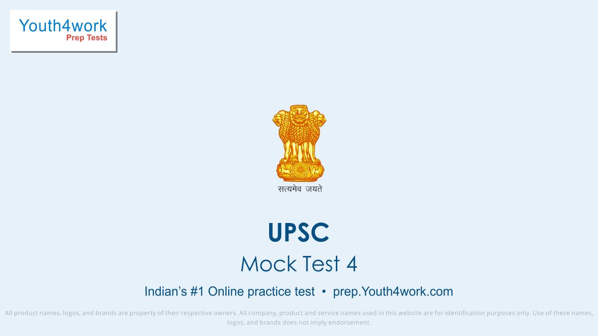 UPSC  free mock test paper, online entrance exam preparation practice, UPSC previous year paper, UPSC sample paper, UPSC last year paper, UPSC question paper, UPSC model paper, UPSC exam pattern, UPSC exam syllabus