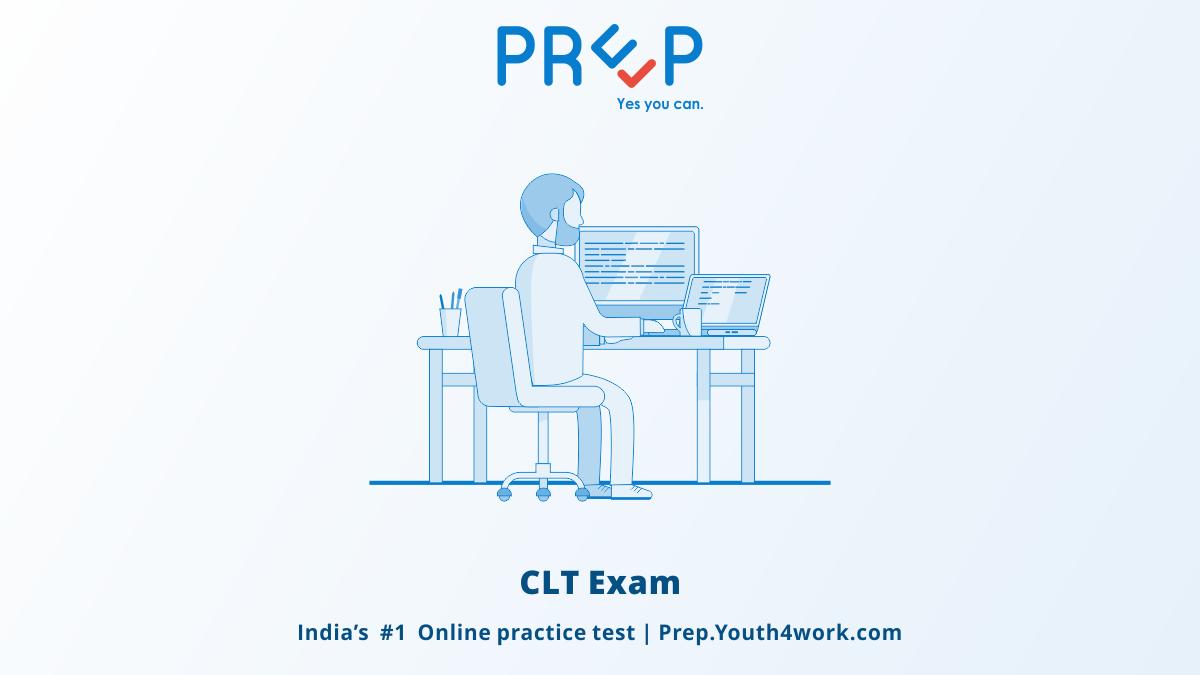 CLT Online Mock Test
