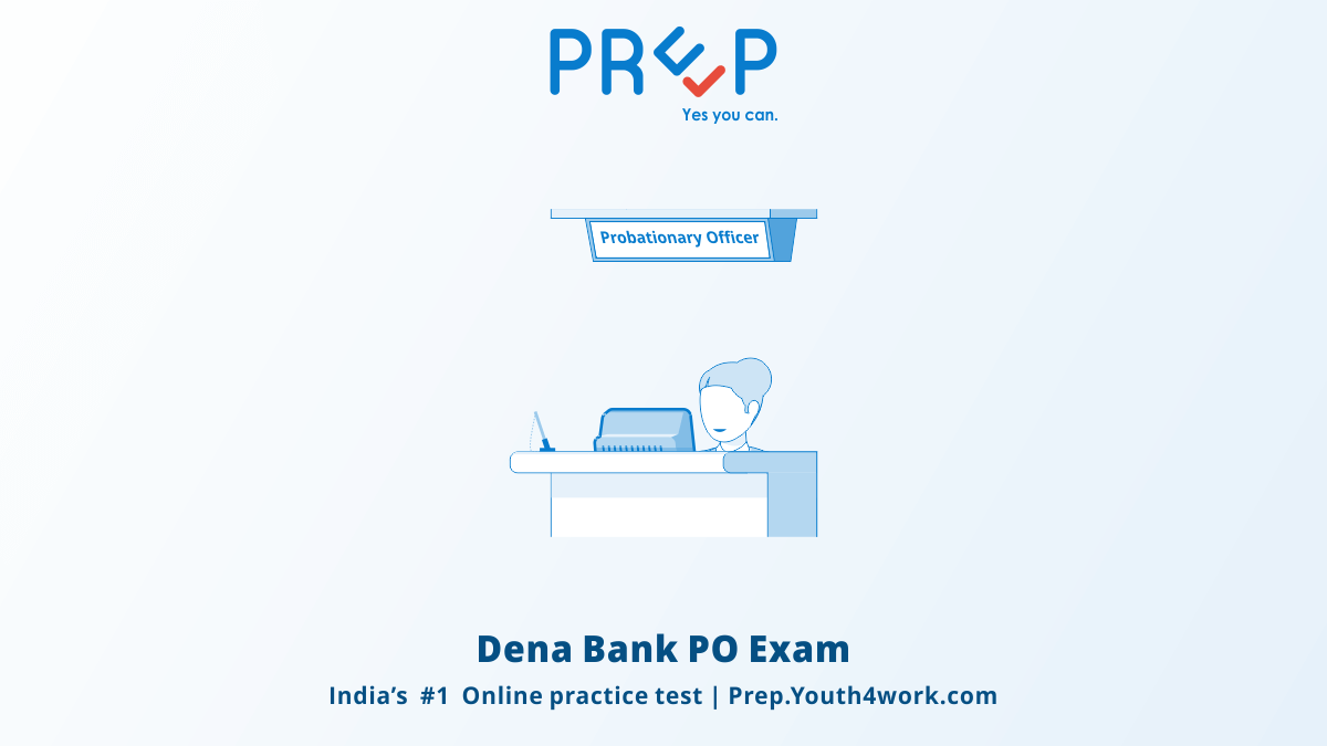 Dena Bank PO Exam