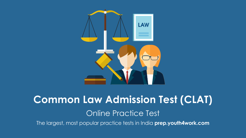 Online CLAT Entrance Practice Mock Test